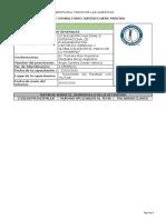 Formato Informe de Capacitaciones