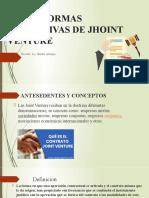 Tema 12 otras formas asociativas joint venture