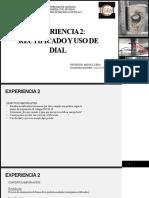EXP 2 LAB DE ROCAS profesor Miguel Vera