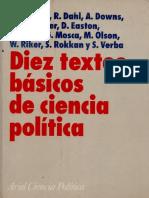 David Easton- Categorias para el análisis sistémico de la política