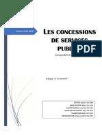 Concession  publique finale