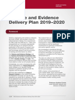 science-evidence-delivery-19-20