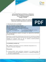 Guía de actividades y rúbrica de evaluación - Tarea 3 - Sistemas Cardiorrespiratorio, Endocrino y Linfático.pdf