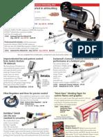 Airbrushing Kits