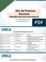 SESION 1. PLANIFICAR LA ENSEÑANZA inicio.pptx