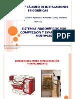 SISTEMA DE COMPRESIÓN Y EVAPORACIÓN MÚLTIPLES