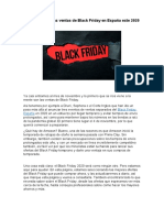Aprovechando las ventas de Black Friday en España este 2020.docx