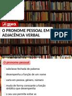 pronomeemadjacenciaverbal-161128093206-convertido