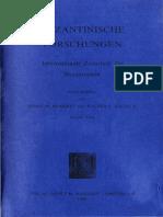 Byzantinische Forschungen 08 (1982)