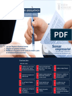 Resumen legal empresarial