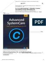 Advanced SystemCare Pro 13.7.0.303 Download + Activation _ License Subscription-iemblog
