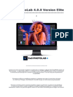 DxO PhotoLab 4.0.0 Version Elite