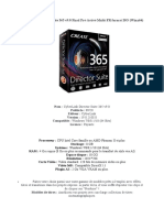 CyberLink Director Suite 365 v9.0 Final Pré-Activé Multi-FR format ISO (Winx64)