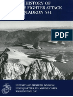 A History of Marine Fighter Attack Squadron 531