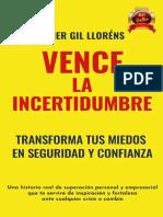 Vence la incertidumbre_ Transforma tus miedos en seguridad y confianza (Spanish Edition) (1)