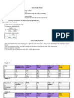Global Utility Model-project