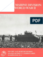 The 4th Marine Division in World War II