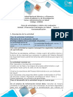 Guía de administracion en salud - Unidad 1 - Tarea 1- Contextualización.pdf