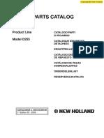 Catalogue PDR D255
