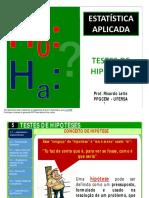 EA5 - TESTES DE HIPÓTESES remoto