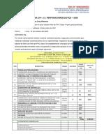 PROF. REDONDOS FILTRO PVC
