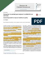 Humanizar la sanidad para mejorar la calidad de sus servicios.pdf