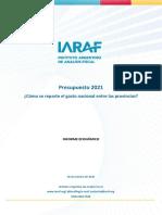 20-10-28 INFORME Provincias en el presupuesto.pdf