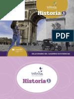 Cuaderno de evidencia Historia 1°