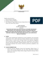 SE_PUPR_No_22_Tahun_2020_Persyaratan_Pemilihan_dan_Evaluasi_Dokumen