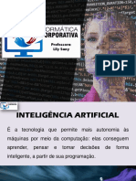 Slides da Aula Inteligência Artificial