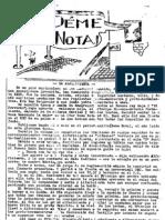 Déme Nota 13 (1978-79)