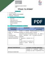 SESION DE CLASES ( PRIMERO DE SECUNDARIA)