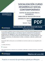 DSC PRESENTACIÓN DEL CURSO