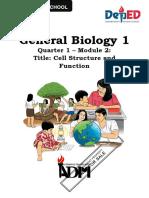 ADMModule_Grade12_Quarter1(STEM_BIO12-Ia-c-2)