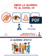 No bajemos la Guardia VICCOM COLOMBIA