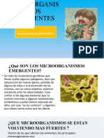 MICROORGANISMOS EMERGENTES evidencia 2