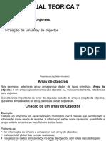 Aula 7 - Criaçao de Array de Objetcos.pdf