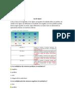 matematicas grado 7