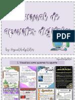 Manual para apuntes digitales