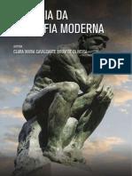 LIVRO - HISTORIA DA FILOSOFIA MODERNA