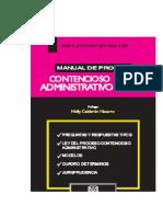 JESUS ANTONIO RIVERA ORE - Manual de Proceso Contencioso Administrativo.doc