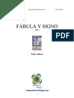Pedro Salinas - Fabula y Signo