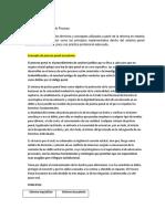 UNIDAD 2 CONCEPTO DE PROCESO PENAL