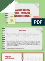 ABCD EVALUACIÓN NUTRICIONAL
