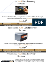 NAS Data Recovery Services by Techchef