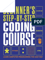 Beginner's Step-By-Step Coding Course Learn Computer Programming the Easy Way, UK Edition