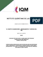 Bases de Invitación a cuando menos 3 personas IR3-003-IQM-FOBAM-2020 Primera Convocatoria (1)