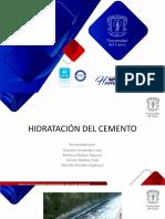 Hidratación de Cemento.pptx