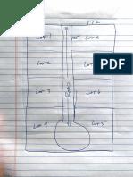 Sample rendering of layout