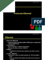 6. Protocolo de Ethernet